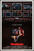"Movie Posters:Science Fiction, WarGames (MGM/UA, 1983). Poster (40"" X 60""). Science Fiction.. ..."
