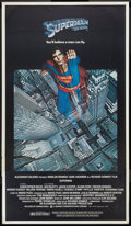 "Movie Posters:Action, Superman the Movie (Warner Brothers, 1978). International Three Sheet (41"" X 73""). Action.. ..."