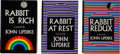 Books:First Editions, John Updike. Three Signed Books in the Rabbit Series, including:Rabbit Redux. New York: Knopf, 1971. First edition....(Total: 3 Items)