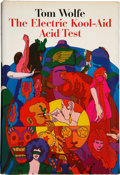 Books:First Editions, Tom Wolfe. The Electric Kool-Aid Acid Test. New York: FarrarStraus and Giroux, [1968].. First edition. Signed b...