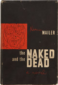 Books:Signed Editions, Norman Mailer. The Naked and the Dead. New York: Rinehart and Company, [1948].. First edition, first state wit...
