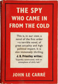 Books:Signed Editions, John le Carré. The Spy Who Came in from the Cold. London:Gollancz, 1963.. First edition. Signed by the auth...