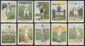 """Boxing Cards:General, 1910's E229 Y&S Licorice """"Champion Athlete Series"""" Complete Set(25). ..."""