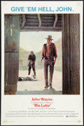 "Movie Posters:Western, Rio Lobo (National General, 1971). One Sheet (27"" X 41""). Western....."