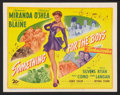 """Movie Posters:Musical, Something for the Boys (20th Century Fox, 1944). Lobby Card Set of8 (11"""" X 14""""). Musical.. ... (Total: 8 Items)"""