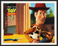 "Movie Posters:Animated, Toy Story 2 (Buena Vista, 1999). Lobby Card Set of 11 (11"" X 14""). Animated.. ... (Total: 11 Items)"