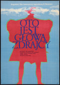 "Movie Posters:Academy Award Winners, A Man For All Seasons (CWF, 1972). Polish One Sheet (22.5"" X32.5""). Academy Award Winners.. ..."