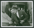 "Movie Posters:Crime, Edward G. Robinson in ""Illegal"" by Pat Clark (Warner Brothers,1955). Stills (8) (8"" X 10""). Crime.. ... (Total: 8 Items)"