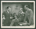 "Movie Posters:Crime, Edward G. Robinson in ""Little Caesar"" (Warner Brothers, 1931).Still (8"" X 10""). Crime.. ..."
