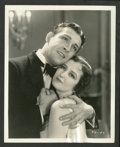 """Movie Posters:Mystery, Evelyn Brent and Neil Hamilton in """"Darkened Rooms"""" (Paramount, 1929). Stills (2) (8"""" X 10""""). Mystery.. ... (Total: 2 Items)"""