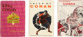 Books:First Editions, [Robert E. Howard]. Three Gnome Press Conan First Editions,including: Robert E. Howard. King Conan. The Hybor...(Total: 3 Items)