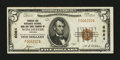 National Bank Notes:Virginia, Winchester, VA - $5 1929 Ty. 1 The Farmers & Merchants NB &TC Ch. # 6084. ...