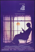 "Movie Posters:Drama, The Color Purple (Warner Brothers, 1985 and R-1986). One Sheets (2)(27"" X 41""). Drama.. ... (Total: 2 Items)"