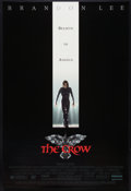 "Movie Posters:Action, The Crow (Miramax, 1994). One Sheets (2) (27"" X 40"") SS Advance and Regular. Action.. ... (Total: 2 Items)"