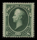 Stamps, 90c State (O67),...