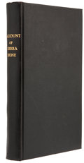 Books:Non-fiction, [Sierra Leone]. An Account of the Colony of Sierra Leone,From its First Establishment in 1792. London: James Ph...