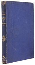 Books:Non-fiction, Edward W. Blyden. From West Africa to Palestine. Freetown,Sierra Leone: T. J. Sawyer, 1873.. First edition. Octav...