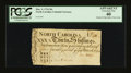 Colonial Notes:North Carolina, North Carolina March 9, 1754 30s PCGS Apparent Extremely Fine40....