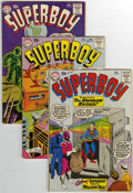 Silver Age (1956-1969):Superhero, Superboy Group (DC, 1960-62) Condition: Average VG+.... (Total: 11 )