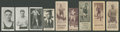 Boxing Cards:General, 1920's Canadian Boxing Collection (9) - Scarce Issues!...