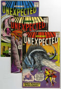 Silver Age (1956-1969):Horror, Tales of the Unexpected Group (DC, 1960-61) Condition: AverageVG.... (Total: 12 )