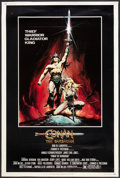 "Movie Posters:Action, Conan the Barbarian (Universal, 1982). Poster (40"" X 60""). Action....."
