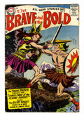 Silver Age (1956-1969):Adventure, The Brave and the Bold #19 Viking Prince and Shining Knight (DC, 1958) Condition: VG....
