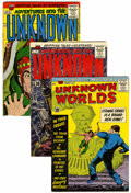 Silver Age (1956-1969):Horror, ACG Silver Age Horror Comics Group (ACG, 1960-62) Condition:Average VG+.... (Total: 7 )
