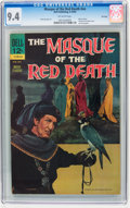 Silver Age (1956-1969):Horror, Movie Classics: Masque of the Red Death - File Copy (Dell, 1964)CGC NM 9.4 Off-white pages....