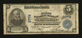 National Bank Notes:Nebraska, Grand Island, NE - $5 1902 Plain Back Fr. 598 The First NB Ch. # 2779. ...