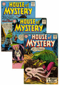 Silver Age (1956-1969):Horror, House of Mystery Group (DC, 1960-71) Condition: Average VG+....(Total: 15 )