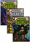 Bronze Age (1970-1979):Horror, House of Secrets Group (DC, 1961-72) Condition: Average FN....(Total: 22 )