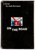 Books:First Editions, Jack Kerouac. On the Road. New York: Viking Press, 1957..First edition. Octavo. 310 pages.. Black cloth...