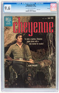 Silver Age (1956-1969):Western, Cheyenne #18 - File Copy (Dell, 1960) CGC NM+ 9.6 Off-white to white pages.
