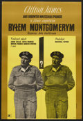 "Movie Posters:War , I Was Monty's Double (CWF, 1963). Polish One Sheet (22.5"" X 33"").War .. ..."