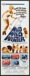 "Movie Posters:Rock and Roll, Wild, Wild Winter (Universal, 1966). Insert (14"" X 36""). Rock andRoll.. ..."