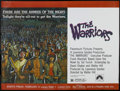 "Movie Posters:Action, The Warriors (Paramount, 1979). Subway (45"" X 59""). Action.. ..."