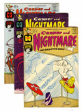 Silver Age (1956-1969):Miscellaneous, Harvey Hits Casper and Nightmare - File Copy Group (Harvey,1962-63) Condition: Average NM-.... (Total: 8 Comic Books)