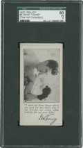 Boxing Cards:General, 1927 Fro-Foy Gene Tunney #5 SGC 60 EX 5....