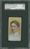 Boxing Cards:General, 1910 T229 Pet Cigarettes Harry Gibson SGC 10 PR 1....