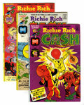 Bronze Age (1970-1979):Cartoon Character, Richie Rich Cash #1-47 File Copy Group (Harvey, 1974-82) Condition: Average NM-.... (Total: 47 Comic Books)