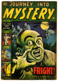 Golden Age (1938-1955):Horror, Journey Into Mystery #5 (Marvel, 1953) Condition: VG+....