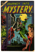 Golden Age (1938-1955):Horror, Journey Into Mystery #14 (Marvel, 1953) Condition: FN....