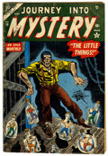 Golden Age (1938-1955):Horror, Journey Into Mystery #19 (Marvel, 1954) Condition: VG....