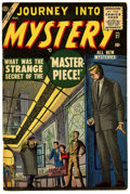 Golden Age (1938-1955):Horror, Journey Into Mystery #27 (Marvel, 1955) Condition: FN+....