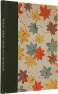 Books:Signed Editions, Robert Frost. West-Running Brook. New York: Henry Holt andCompany, [1928].. First edition. Number 909 of 1,00...
