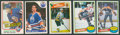 Hockey Cards:Lots, 1980's Topps & O-Pee-Chee Superstars Collection (5)....