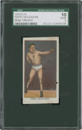 Boxing Cards:General, 1910 E78 Anonymous Terry McGovern SGC 10 PR 1. ...