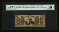 Fractional Currency:Third Issue, Fr. 1357 50c Third Issue Justice PMG About Uncirculated 50 Net....
