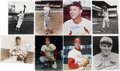 Autographs:Photos, St. Louis Cardinals Hall of Famers Signed Photographs Lot of 17....(Total: 17 items)